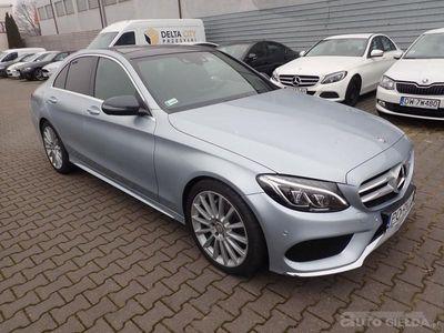 używany Mercedes C220 C 220 sedan (limuzyna)sedan (limuzyna)