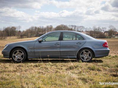 używany Mercedes 320 E klasaCDI Avangarde