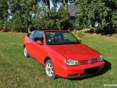 używany VW Golf Cabriolet IV 1998 r