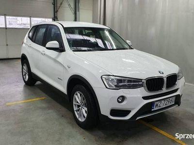 używany BMW X3 2dm 190KM 2017r. 35 985km