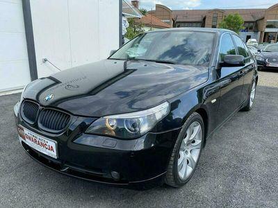 używany BMW 530 Raty/Zamiana Gwarancja 3,0d bogato wyposażóna E60 (2003-2010)