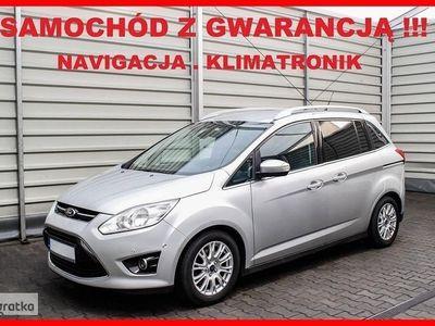 używany Ford Grand C-Max C-MAX IINavigacja + 150 KM + Elektryka + SERWIS !!!, Leszno