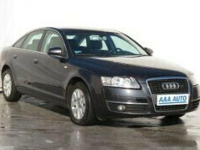 używany Audi A6 III (C6) 1. Właściciel, Navi, Klimatronic,ALU