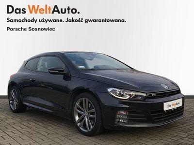 używany VW Scirocco Sport
