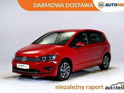 używany VW Golf Sportsvan DARMOWA DOSTAWA PDC, Podg.fotele, Aut.Klima, Tempomat, Hist.serwisowa I (2014-)