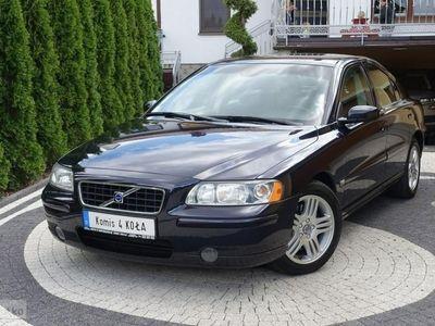 używany Volvo S60 2.4dm 170KM 2004r. 258 000km