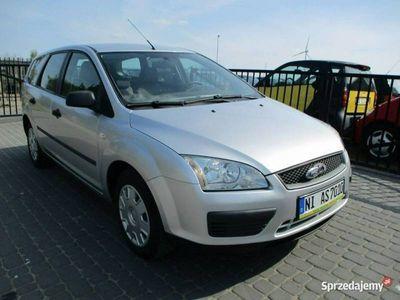 używany Ford Focus 1,6 HDI KLIMA stan b.dobry przygotowany do rej. koszt rej tylko 245zł Mk2 (2004-2011)