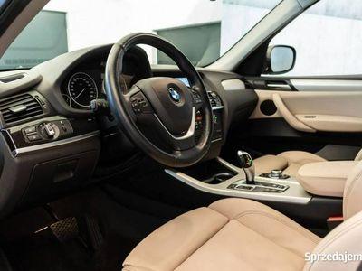 używany BMW X3 2dm 183KM 2014r. 105 200km