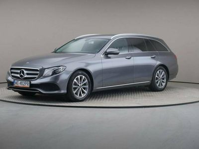 używany Mercedes E220 d T 9G-TRONIC