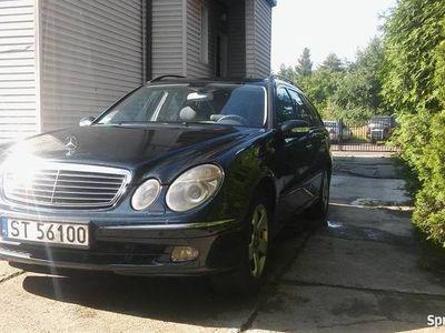 używany Mercedes E270 cdi 2004r
