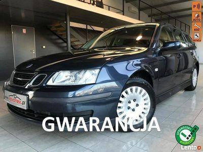 używany Saab 9-3 1.8i 16V*Linear*tylko 179Tkm*serwis w ASO*Gwarancja VIP Gwarant