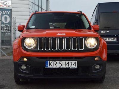 używany Jeep Renegade Inny 1.6dm3 120KM 2015r. 105 829kmI 120 KM Navi, Kamera, Salon PL, FV 23%, Gwarancja!!