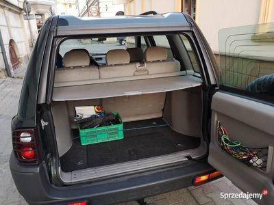 używany Land Rover Freelander 1.8 benzyna 120Km