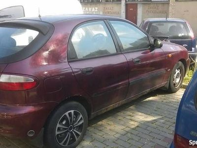 używany Chevrolet Lanos 1.6 16V sprzedam tanio lub na części