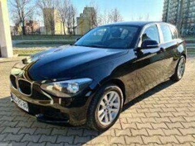 używany BMW 116 SERIA 1 2,0KM 1 Właściciel Super Stan