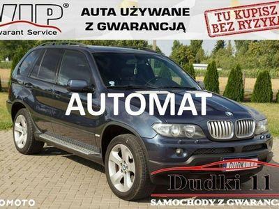 używany BMW X5 4.4dm 2004r. 319 000km