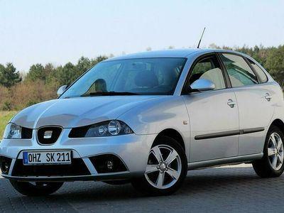 używany Seat Ibiza 86KM Klimatronik Tempomat AUX Alu Niemcy IV (2008-)