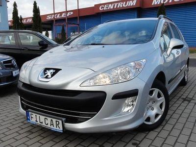 brugt Peugeot 308 I (klucz7)Gwarancja,Bezwypadkowy,pełen serwis,Navi
