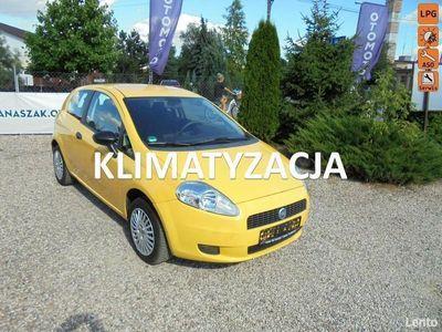 używany Fiat Grande Punto Sprowadzony klima atrakcyjny wygląd jeden właściciel!