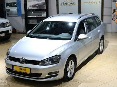 używany VW Golf VII Highline +, Gwarancja x 5, salon PL, fv VAT 23, Warszawa