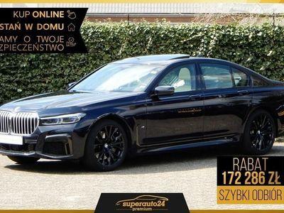 używany BMW 730 SERIA 7 730 3.0 d xDrive (265KM) | M SPORT | Bezpieczny zakup bez wychodz