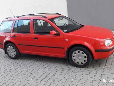 używany VW Golf IV KOMBI 1,9 TDI