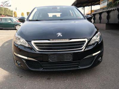 brugt Peugeot 308 SW 2dm3 150KM 2015r. 122 000km 2.0 BlueHDI * automat *