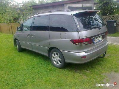 używany Toyota Previa van 7 osobowy oferta prywatna