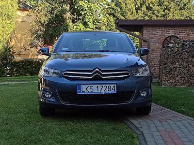 używany Citroën C-Elysee I 1.2 PureTech 82 KM 44 tys. przebiegu