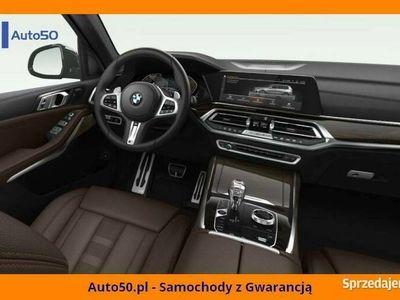 używany BMW X7 M-sport ShadowLine xDrive NOWY Pneumatyka SALON PL FV