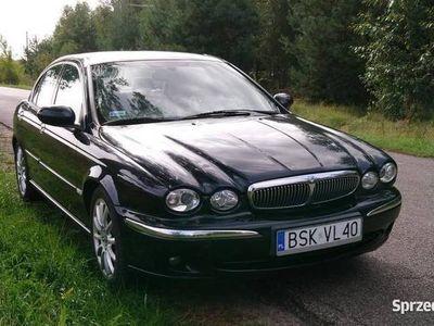 używany Jaguar X-type FULL OPCJA