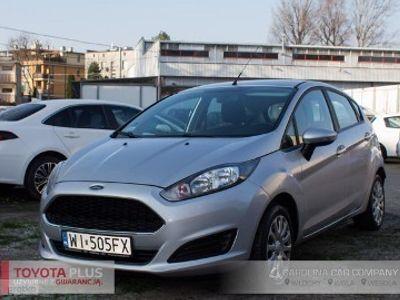 używany Ford Fiesta VIII 1.25 Trend EU6