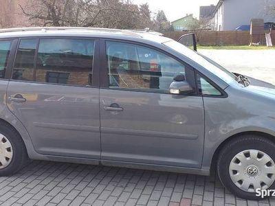 używany VW Touran 2004 2.0 TDI 150KM