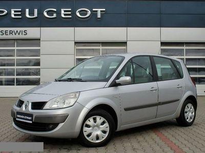 używany Renault Scénic 1.5dm 105KM 2007r. 167 005km