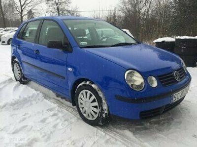 używany VW Polo IV 1.4 benz. ,gaz sekwencyjny, 5d., zar. w PL, st.bdb