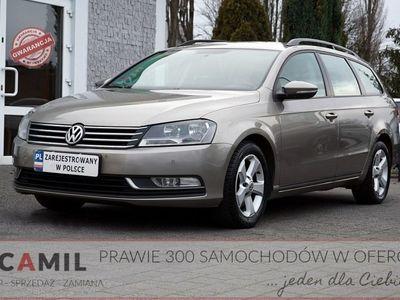 używany VW Passat B7 1.6TDi 105KM, Polski Salon, Pierwszy Właściciel, Gwarancja, Vat 23%,