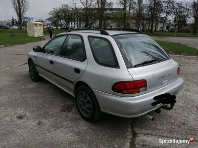 używany Subaru Impreza 2.0 Benzyna 4x4 Reduktor zamiana