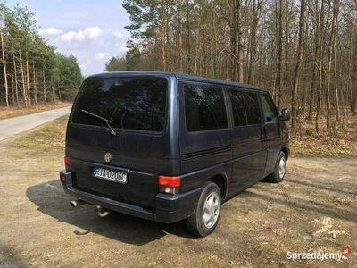 używany VW Multivan Transporter 2,5 Benzyna gaz Sekwencyjny