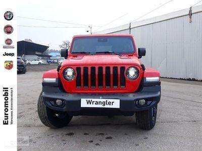 używany Jeep Wrangler III [JK] rabat: 15% (38 950 zł) pełne wyposażenie
