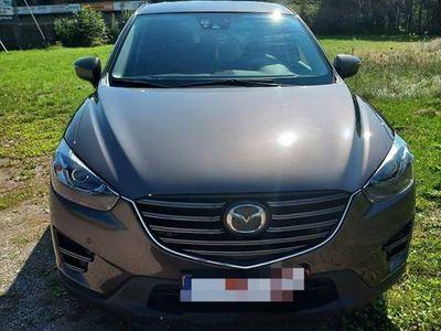 używany Mazda CX-5 2016 diesel automat Belgia
