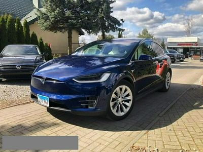 używany Tesla Model X 0dm 525KM 2019r. 9 836km