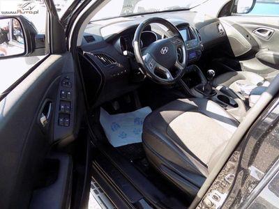 używany Hyundai ix35 ix35 1.7dm3 116KM 2014r. 145 699km1.7 CRDi Comfort FV 23%, Gwarancja!