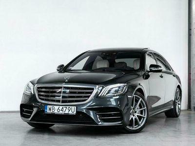 używany Mercedes S400 2.9dm 340KM 2020r. 48 000km