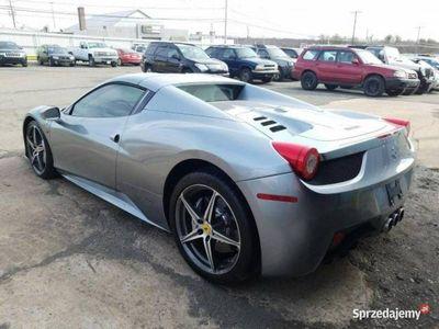używany Ferrari 458 458Spider 4.5 l V8 570KM 2013