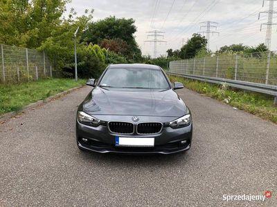 używany BMW 328 3 F30 i, Rej. PL, Automat, PDC, Klima, LED