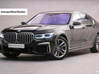 używany BMW 750 Pakiet sportowy M   Pakiet Business Class   System rozrywki z tylu G11 (2015-...)