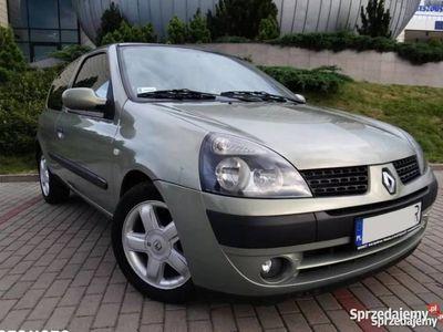 używany Renault Clio II/ 2003 niski przebieg/ opłaty