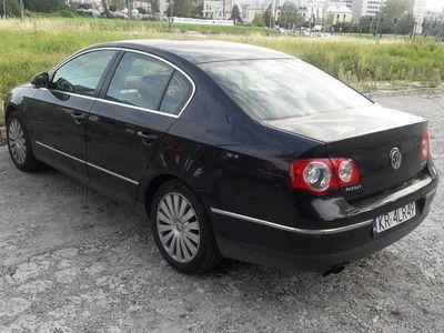 używany VW Passat B6 Lift 2.0 TDi CR anglik zarejestrowany