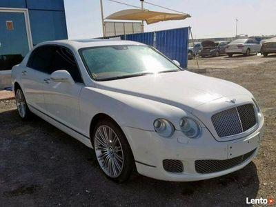używany Bentley Continental Flying Spur 6.0 benz. 560KM W12 autom. AWD 2010