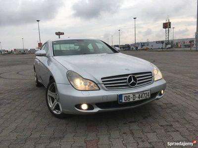 używany Mercedes CLS320 stan bardzo dobry